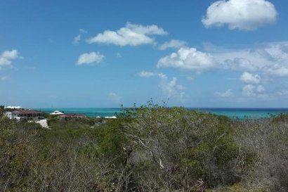Hill Top Land for sale in Turtle Cove